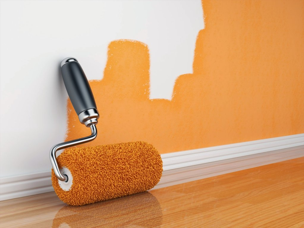 Cần bảo vệ bề mặt tường để giữ màu sơn lâu hơn